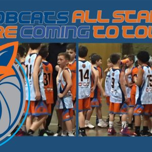 Bobcats All-Stars coming to a court near you!