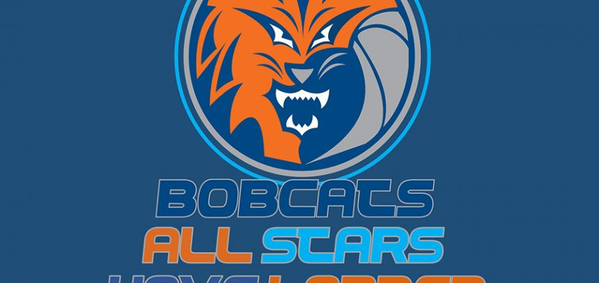 Bobcats All Stars have landed!