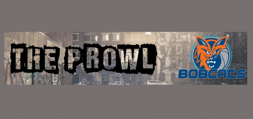 "Bobcats Newsletter ""The Prowl"" April Edition 2017"